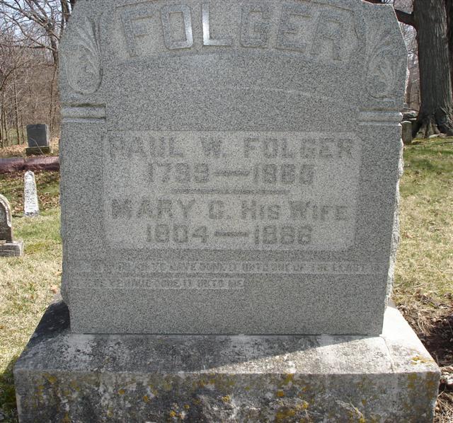 Paul Worth Folger