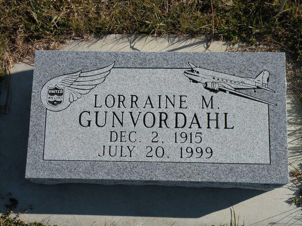 Lorraine M. <i>Hetts</i> Gunvordahl