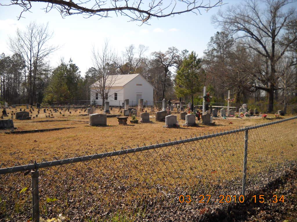 Backbone Cemetery