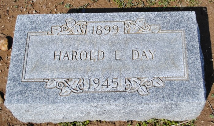Harold Day