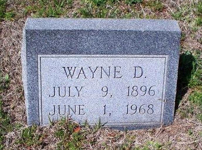 Wayne D Thurman