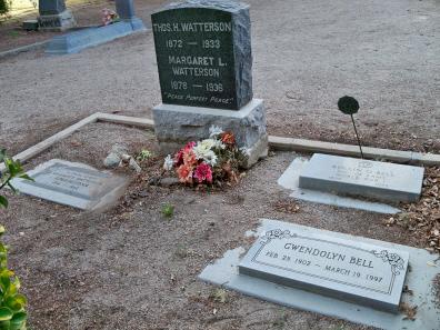 Gwendolyn <i>Watterson</i> Bell