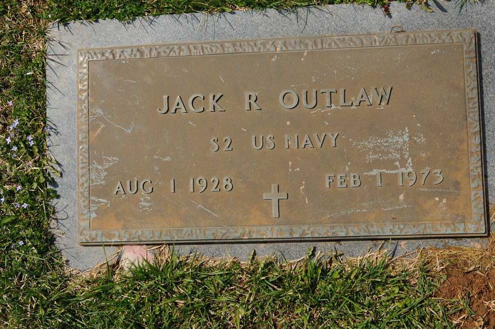 Jack Robert Outlaw