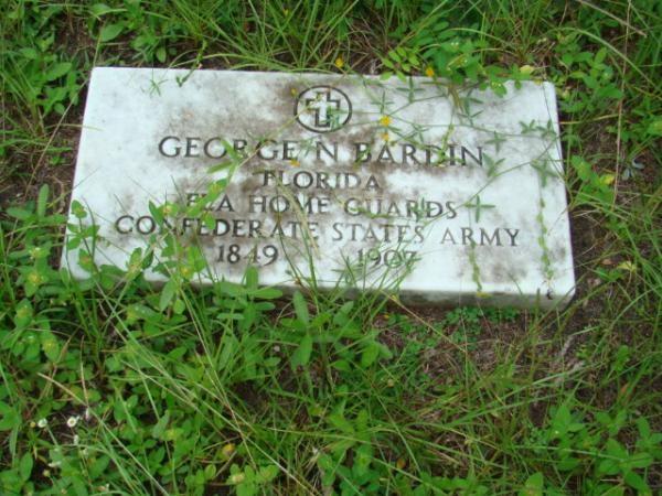 George N Bardin