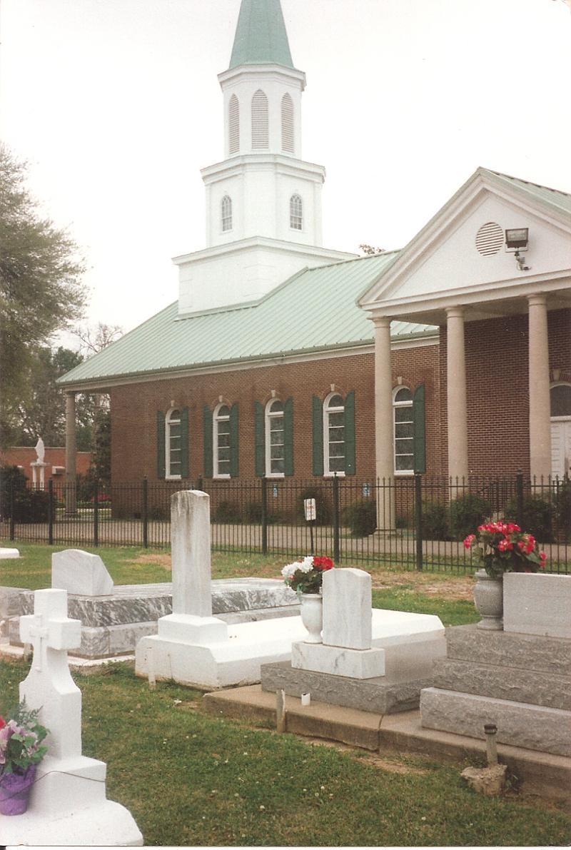 Saint Peter Catholic Cemetery