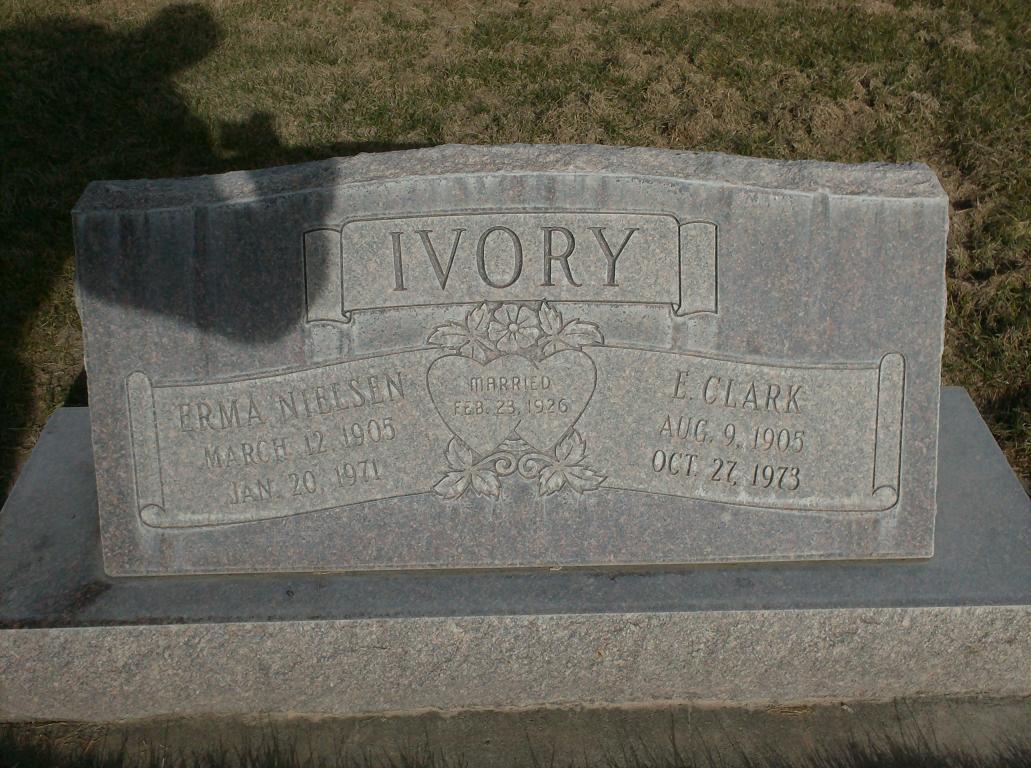 Ellis Clark Ivory