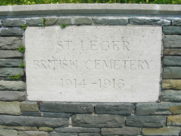 Saint Leger British Cemetery