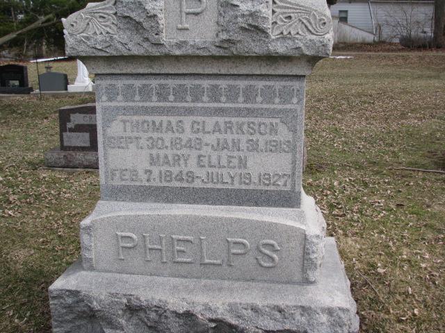 Thomas Clarkson Phelps