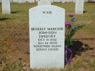 Beverly Marcine <i>Johnson</i> Sweeney