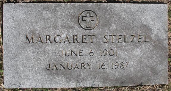 Margaret <i>Schullery</i> Stelzel