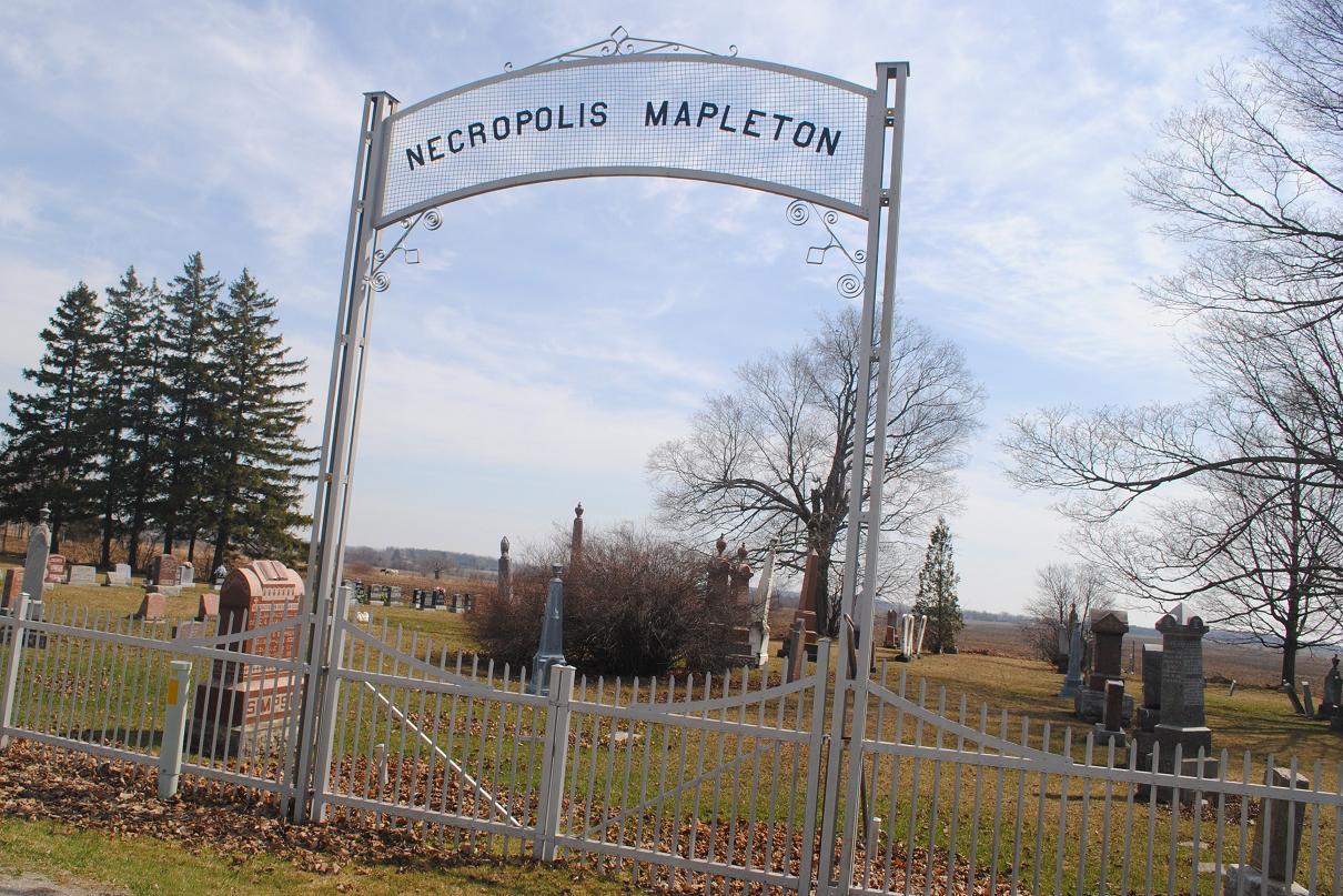 Necropolis Mapleton Cemetery