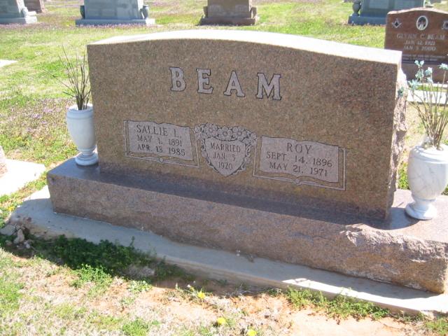 Sallie Lenora <i>Slate</i> Beam