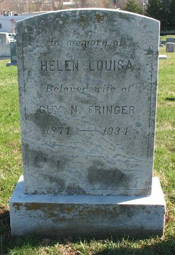 Helen Louisa <i>Yingling</i> Fringer