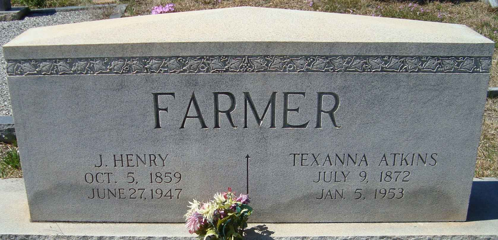 Texanna Teck <i>Atkins</i> Farmer