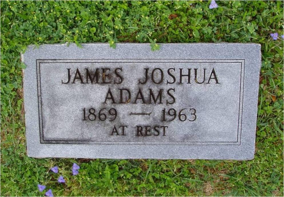 James Joshua Adams
