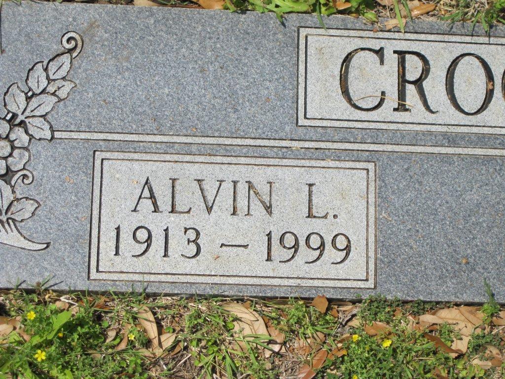 Alvin Lee Croom