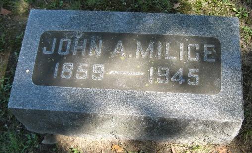 John A Milice