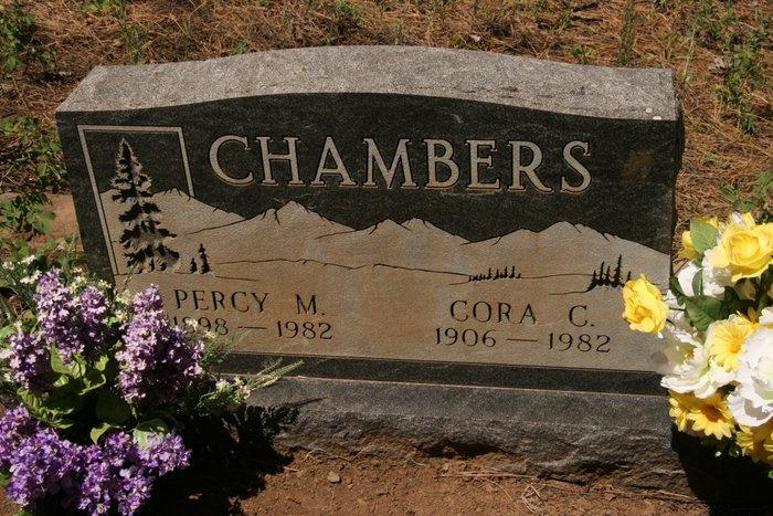 Percy Merlin Chambers
