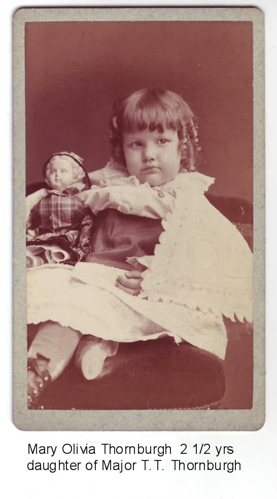 Mary Olivia <i>Thornburgh</i> Casement