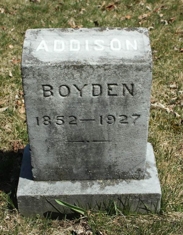 Addison Calvin Boyden
