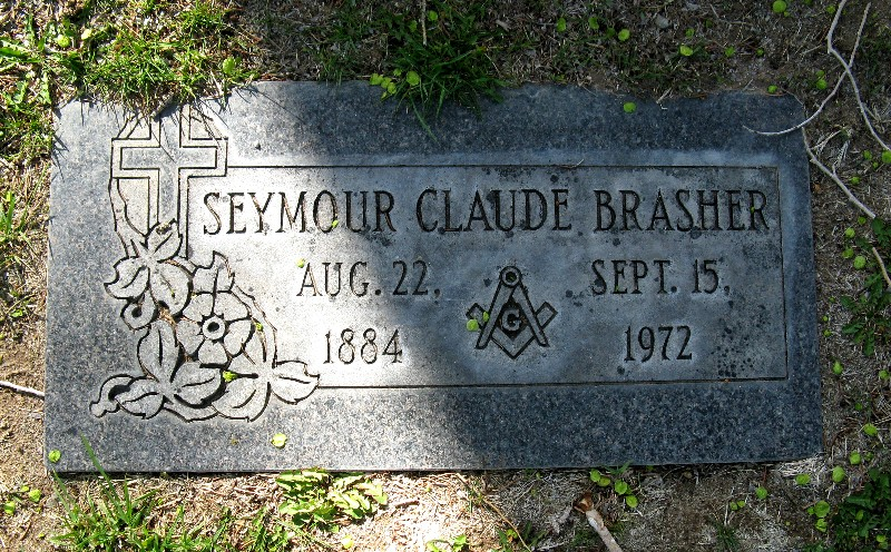 Seymour Claude Brasher