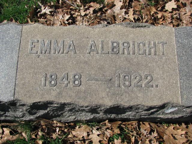 Emma Albright