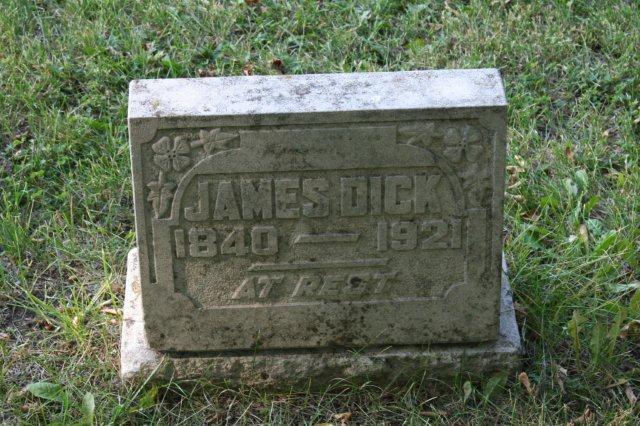 James Dick