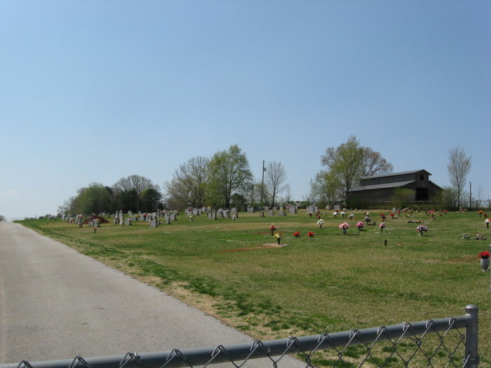 McDonald East View Cemetery