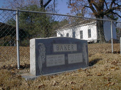 Charles Arnold Arnie Baker
