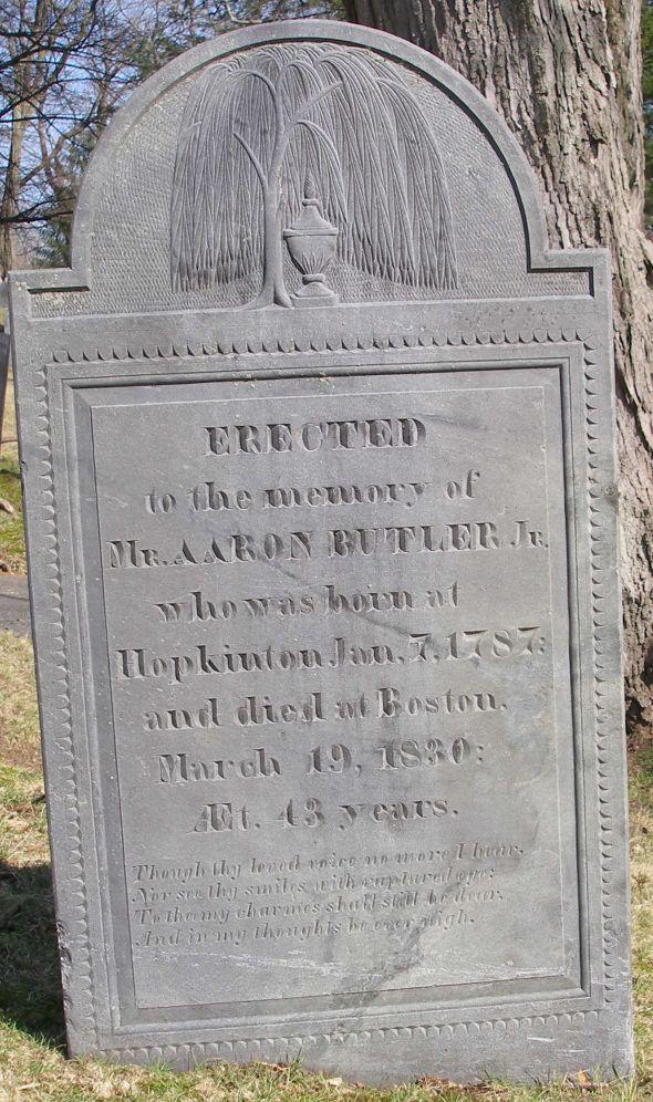 Aaron Butler, Jr