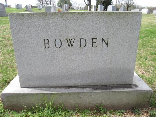 Lillie <i>Pruden</i> Bowden