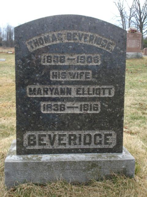 Thomas Beveridge