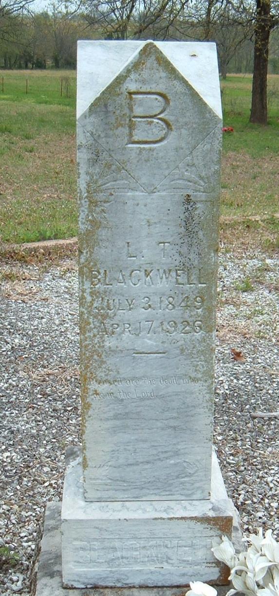 L T Blackwell