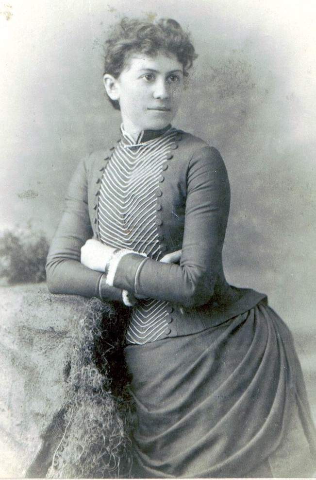 Mrs Harriet Eliza Hattie <i>Lovell</i> Brown