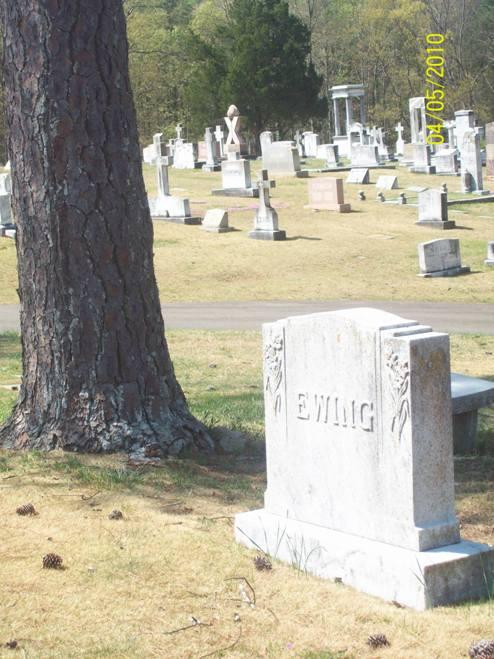 Elizabeth Luticia <i>Maughon</i> Ewing