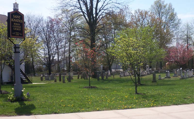 Saint Ignatius Cemetery