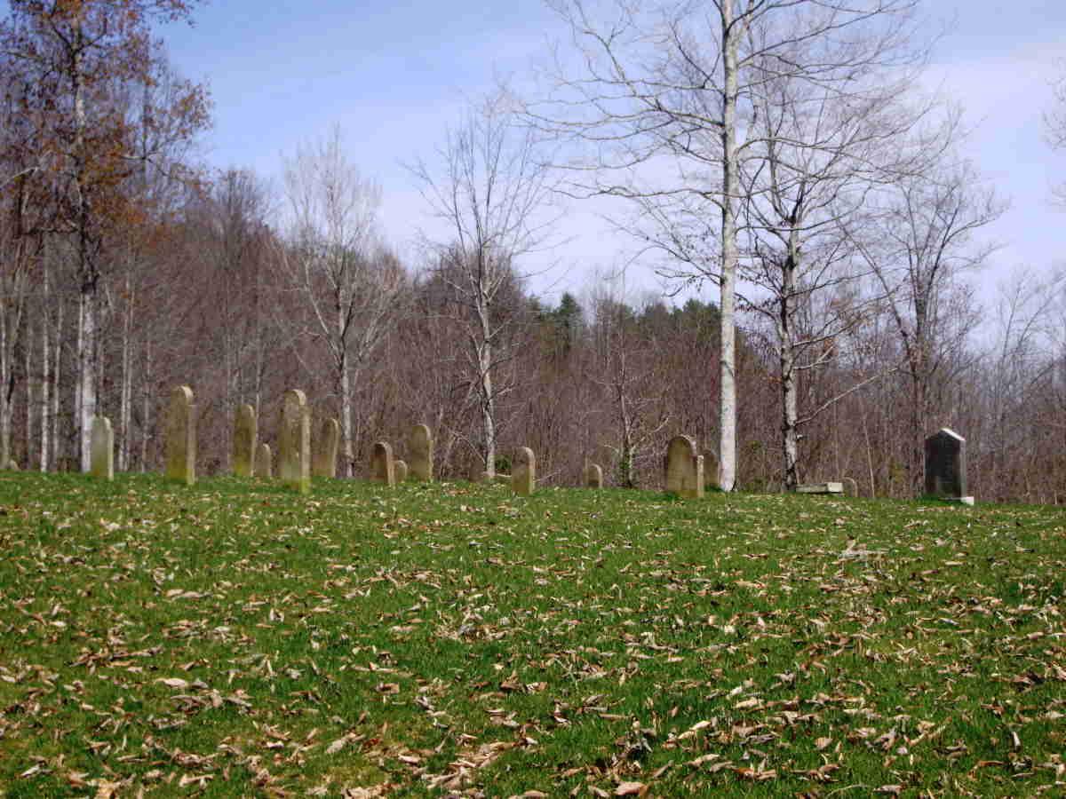 James Helton Cemetery