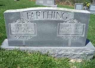 Joseph Elmore Farthing