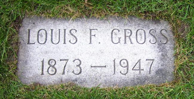 Louis Fred Gross