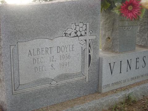 Albert Doyle Vines