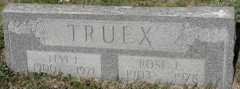 Rose Ella <i>Johnson</i> Truex