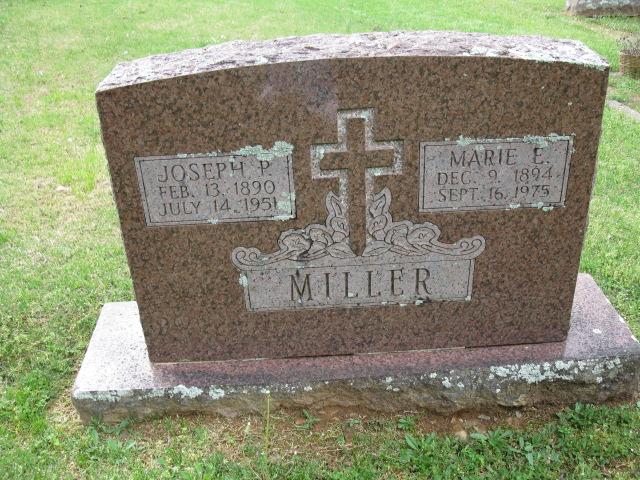 Marie Elizabeth <i>Hoyt</i> Miller
