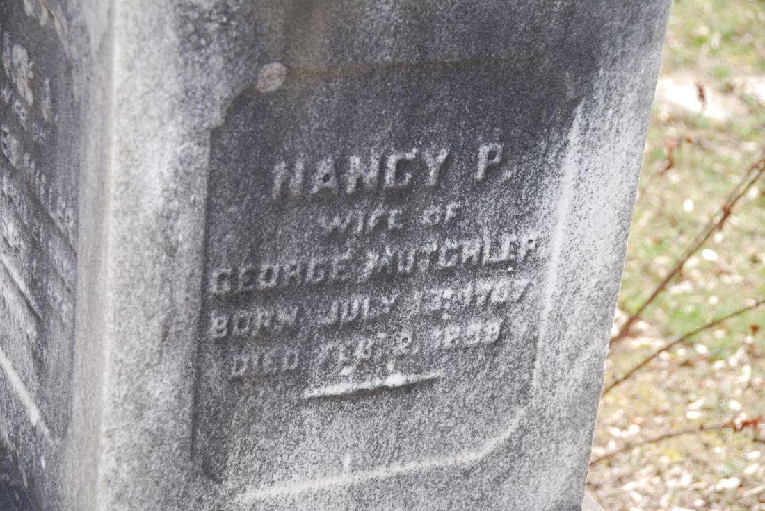 Ann Perine Nancy <i>Barber</i> Mutchler