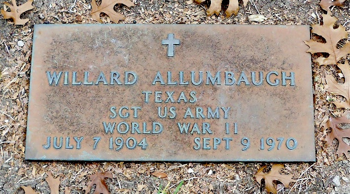 Willard Allumbaugh