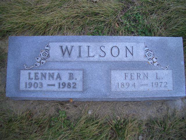 Fern L Wilson