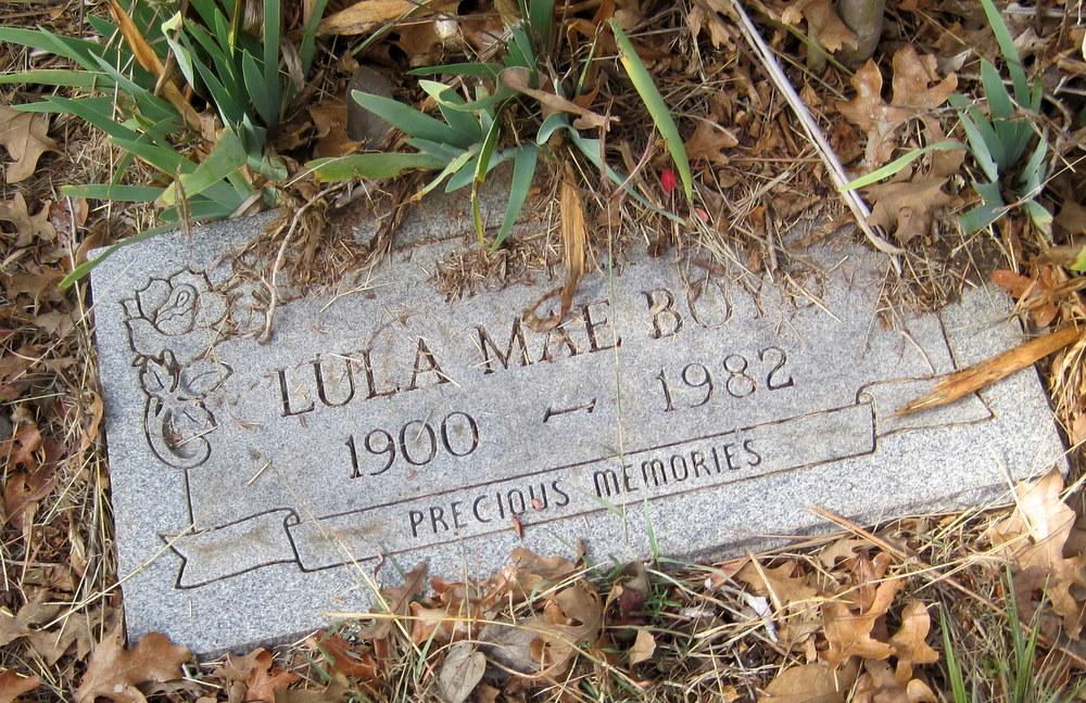 Lula Mae <i>Smith</i> Boyd