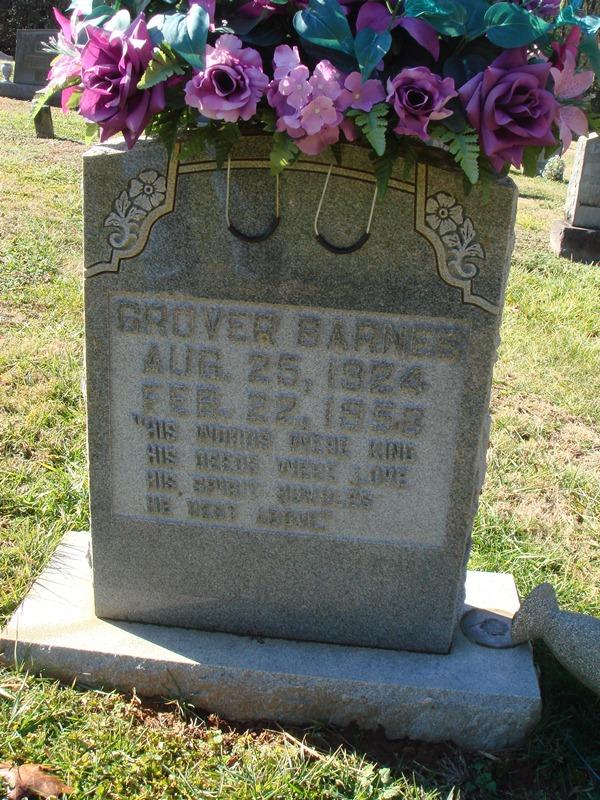 Grover Barnes