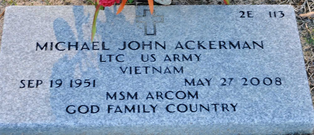 Michael John Ackerman