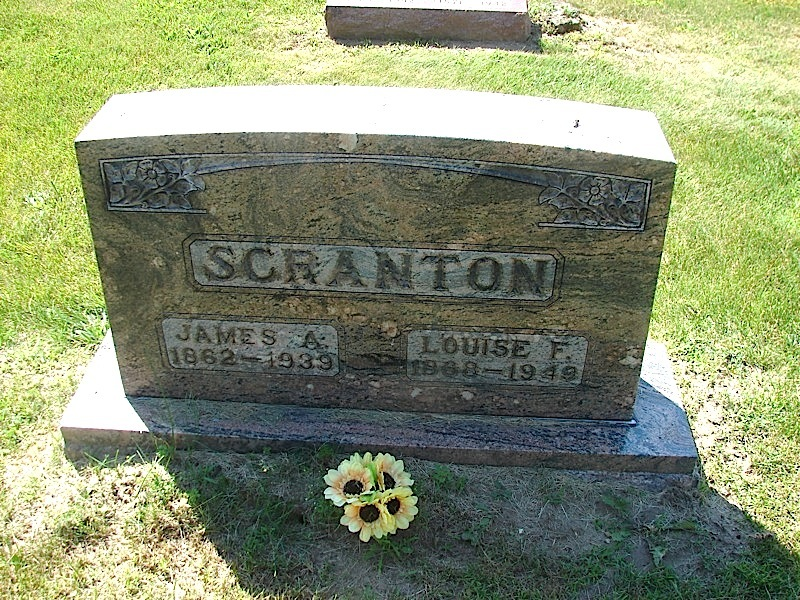 James Albert Scranton