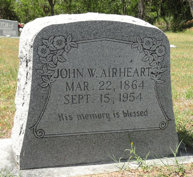 John Wesley Airheart